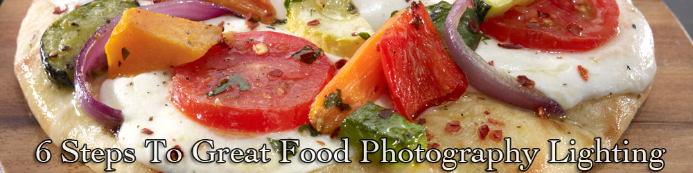 6 Steps To Great Food Photography Lighting