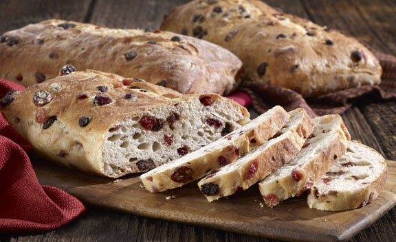 Chocolate Cranberry Bread Photo