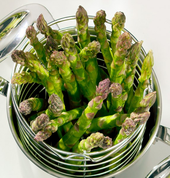 food photographer - asparagus