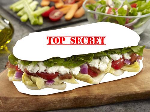 Top Secret Food Photography Shoot