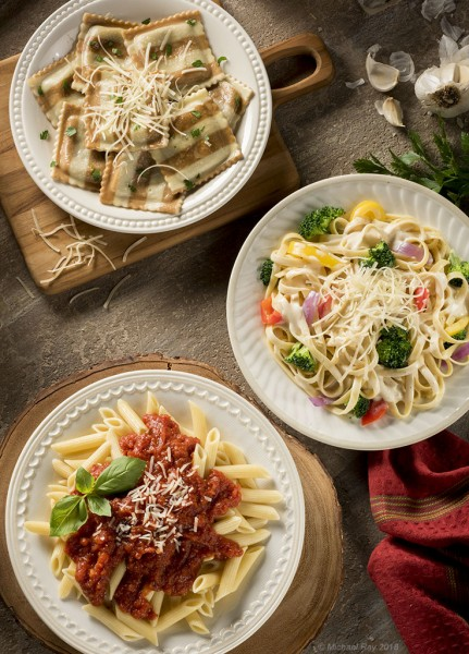 Pasta - food photography