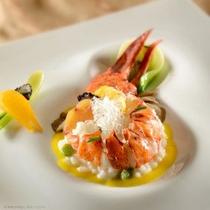 Food Photography for the Dequesne Club in Pittsburgh