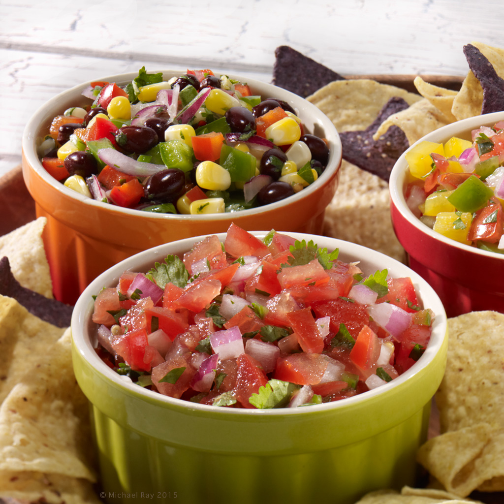 food photo of salsa