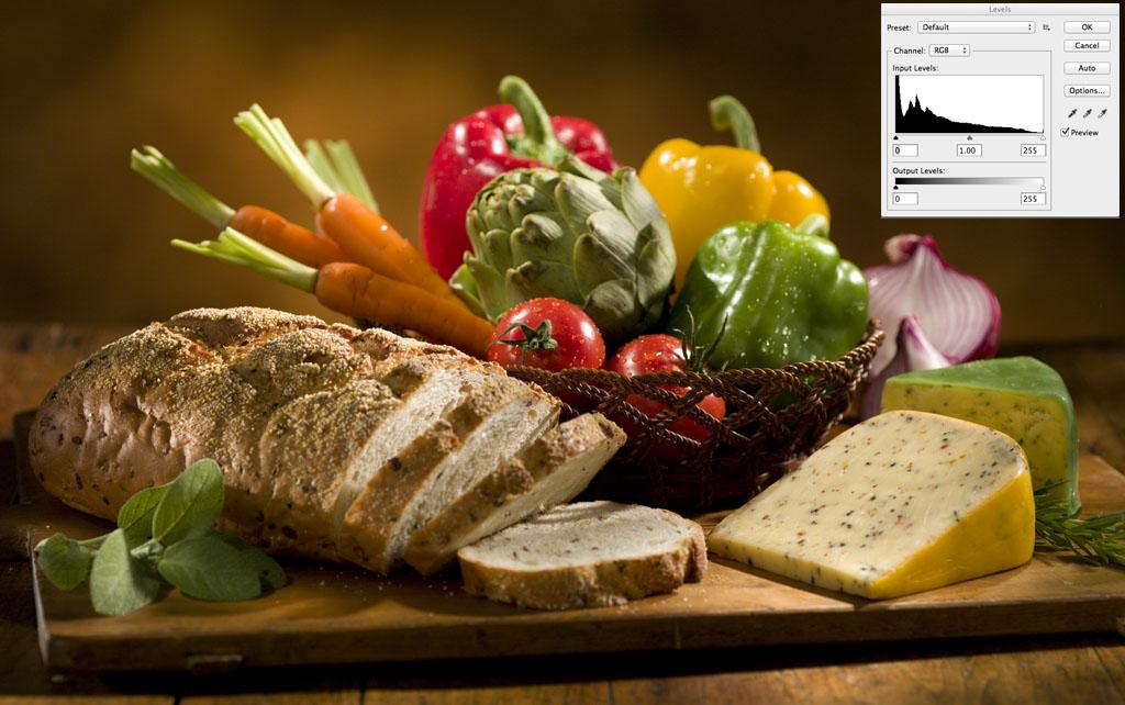 Understanding Food Photography Exposure