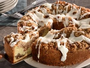 coffeecake food photography
