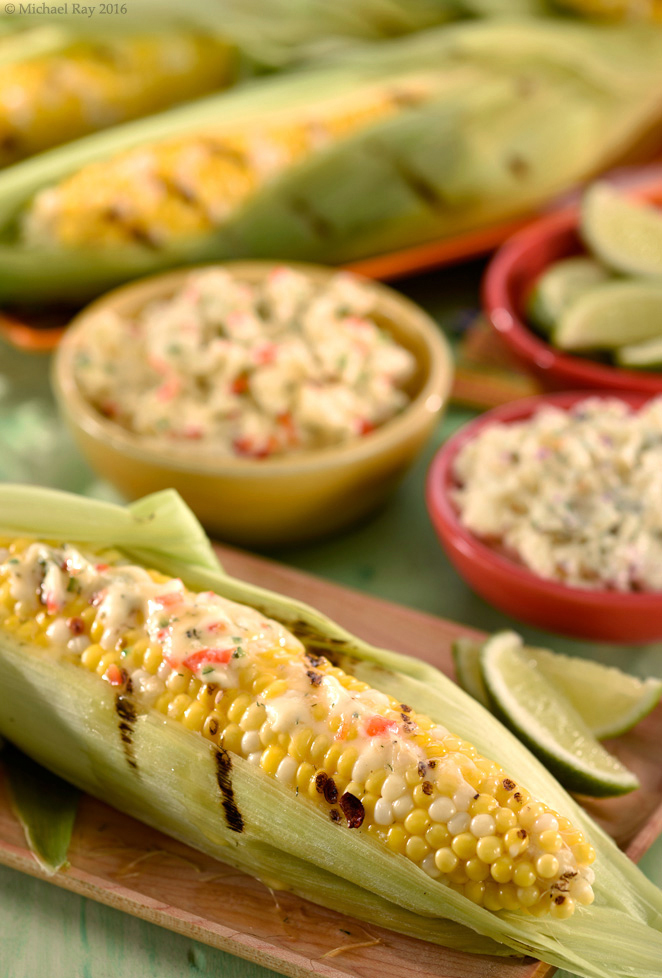 corn on the cob food photograph