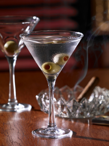 drink photography martini