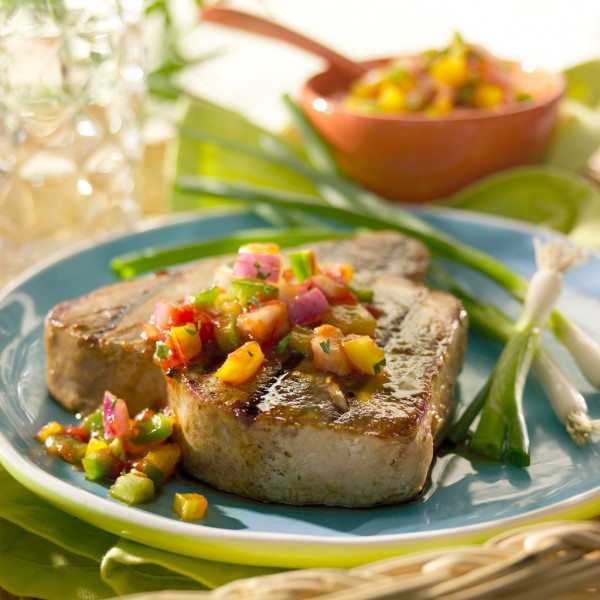 food photographers - tuna steak