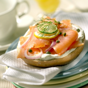 food photogrpahy lox