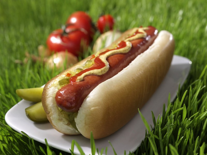 Food photo of hotdog