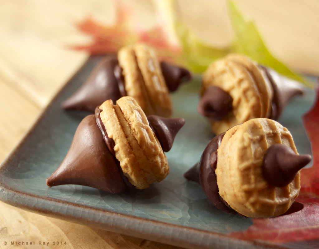 Chocolate food photography